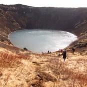 cratera do Kerid