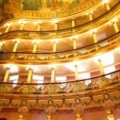 Teatro Amazonas - interior