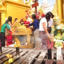 saturday corner - Shwedagon Pagoda