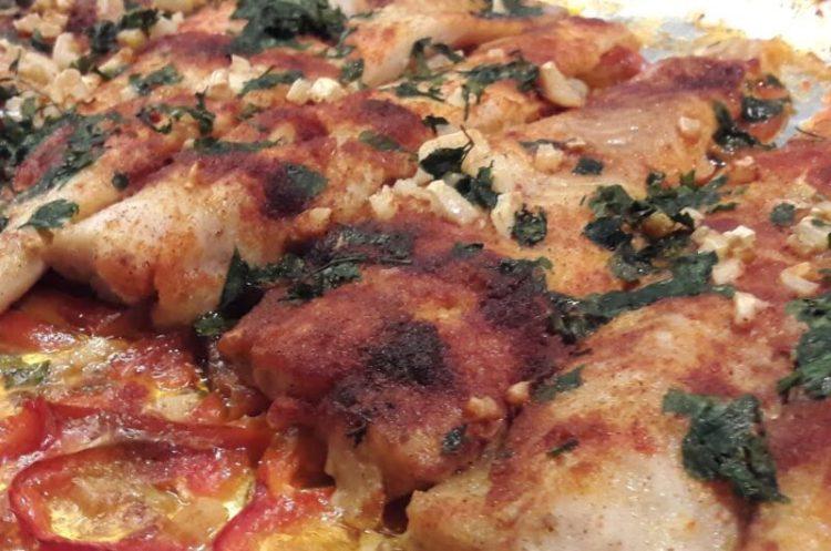 Filetes de Pescada no Forno | Receita Deliciosa e Prática!