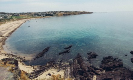 Hallett Cove (Ocean + Walking Trail + Glacial Pavements)