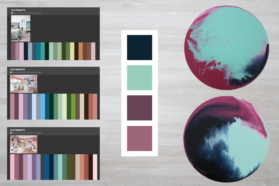 How To Use Photos You Love To Create an Amazing DIY Color Palette Series – Part 1