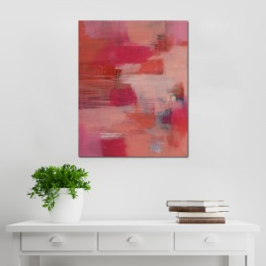 Abstract Acrylic Canvas Art - Urban Nest by Charlie Albright | Moments by Charlie | Creative Abstract Artist, Photographer and Blogger | Made in Adelaide, Australia