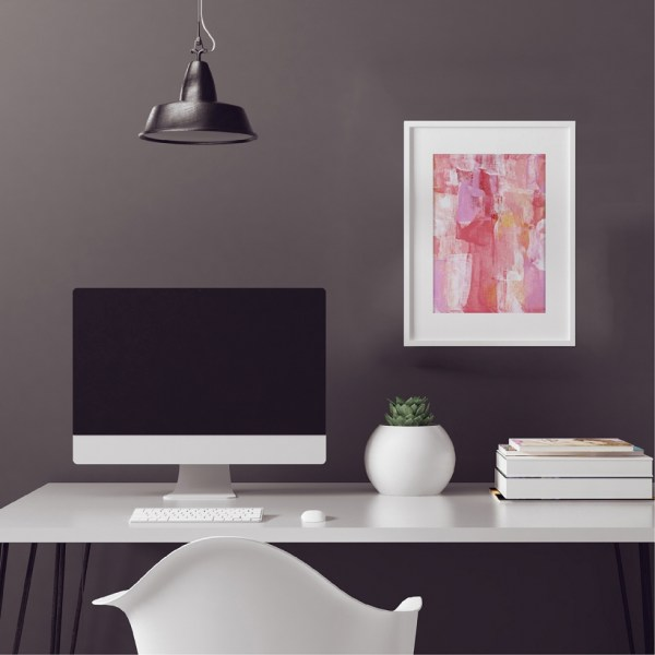 Abstract Fine Art Print - Lollipop Play 2 by Charlie Albright | Moments by Charlie | Creative Abstract Artist, Photographer and Blogger | Made in Adelaide, Australia