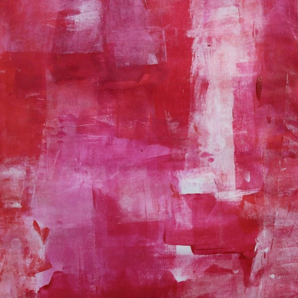 Abstract Acrylic Art On Paper - Self Love 1 by Charlie Albright | Moments by Charlie | Creative Abstract Artist, Photographer and Blogger | Made in Adelaide, Australia