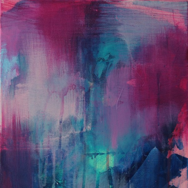 Abstract Art Titled Eve By Creative Visual Artist Charlie Albright | SALA 2018 Collection - Chasing Dancing Colours | Moments by Charlie Online Shop | Adelaide, South Australia