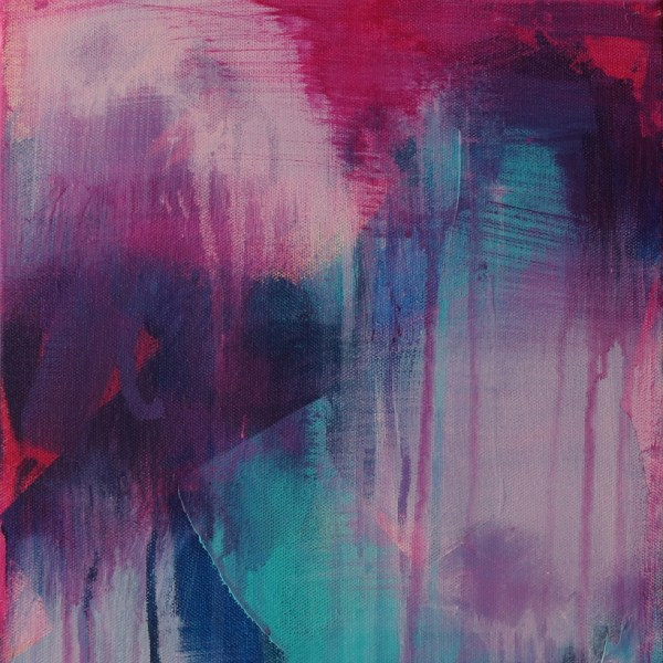 Abstract Art Titled Mastery By Creative Visual Artist Charlie Albright | SALA 2018 Collection - Chasing Dancing Colours | Moments by Charlie Online Shop | Adelaide, South Australia