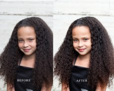 before after Layla