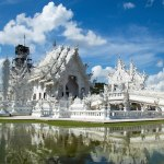 The Black and White of Chiang Rai