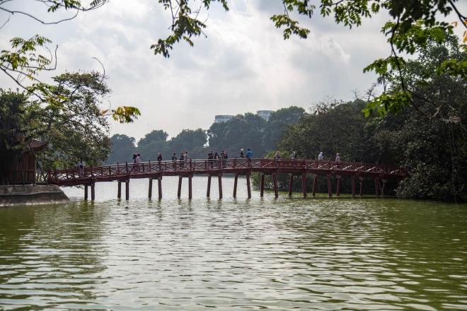 Hanoi-Temple of the Jade Mountain