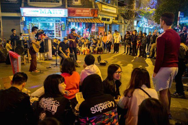 Hanoi-Concert