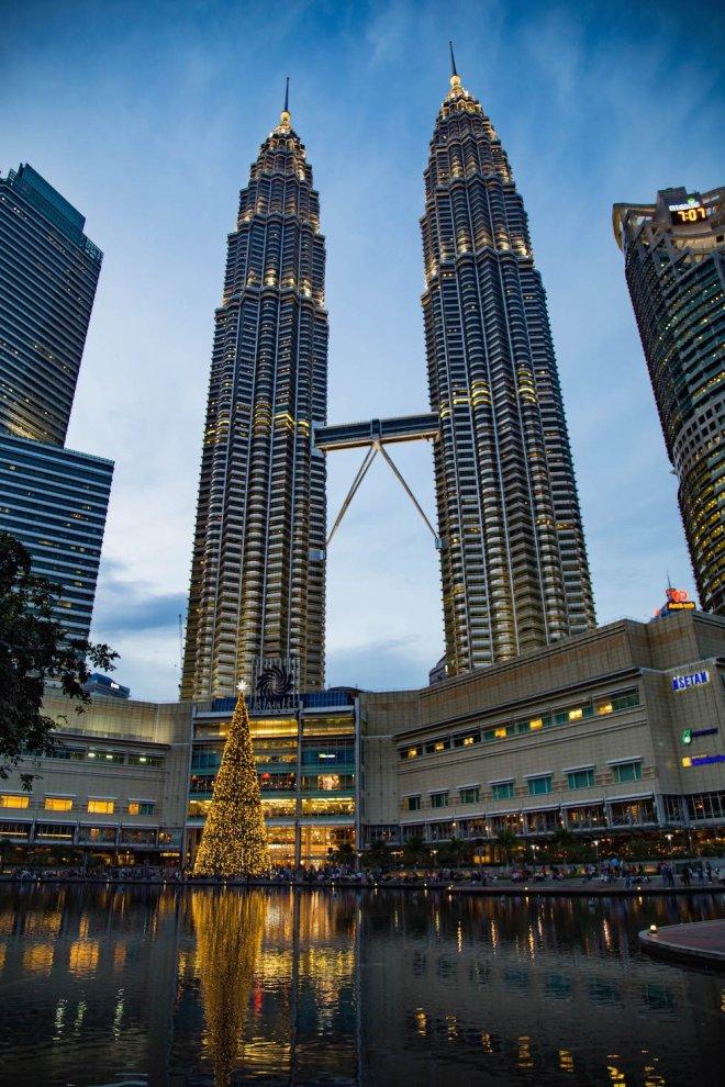 Kuala Lumpur-Petronas Towers
