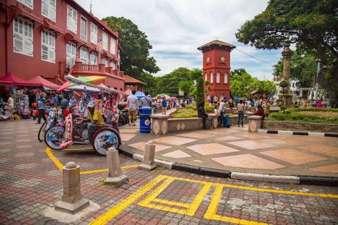 Malacca and its people-Dutch Square-momentsofyugen