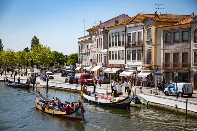 Aveiro-venice-Portugal