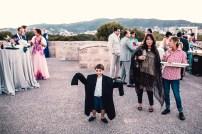 boda mediterránea mejicana