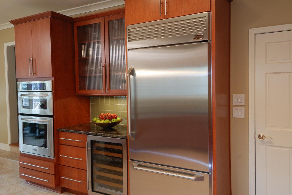 refrigerator basic options explained