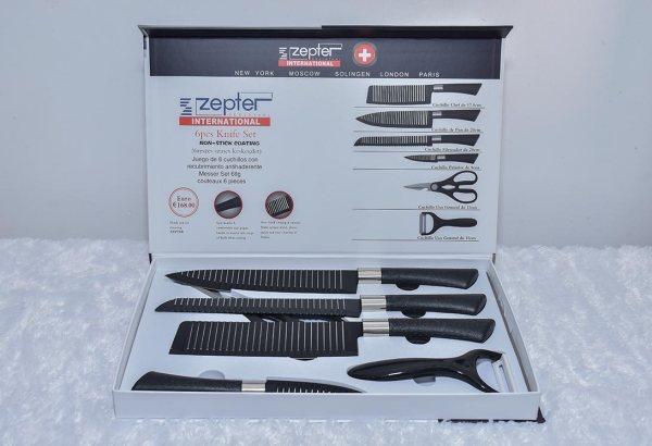 Magnetic Knives Set