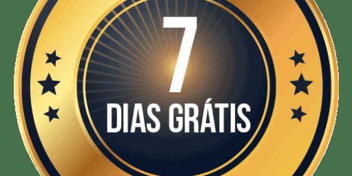 7 dias grátis