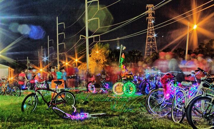New orleans social bike rides
