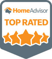 Top Rated with Home Advisor