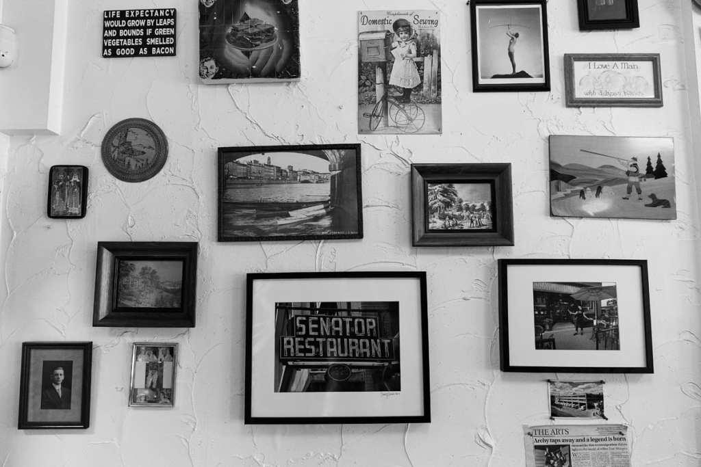 Eastern Ontario Diner wall art