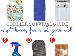 toddler survival guide mom envy