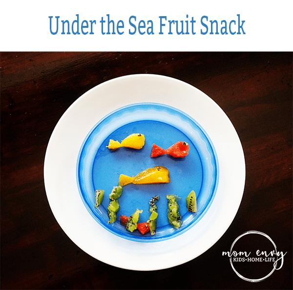 fruit snack cute kids foods mom envy
