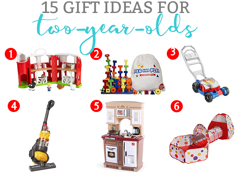 Gift Ideas For Two Year Olds Mom Envy 2 Years Old