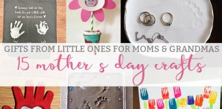 Mother's Day Crafts Round-Up Mom Envy Cover Photo