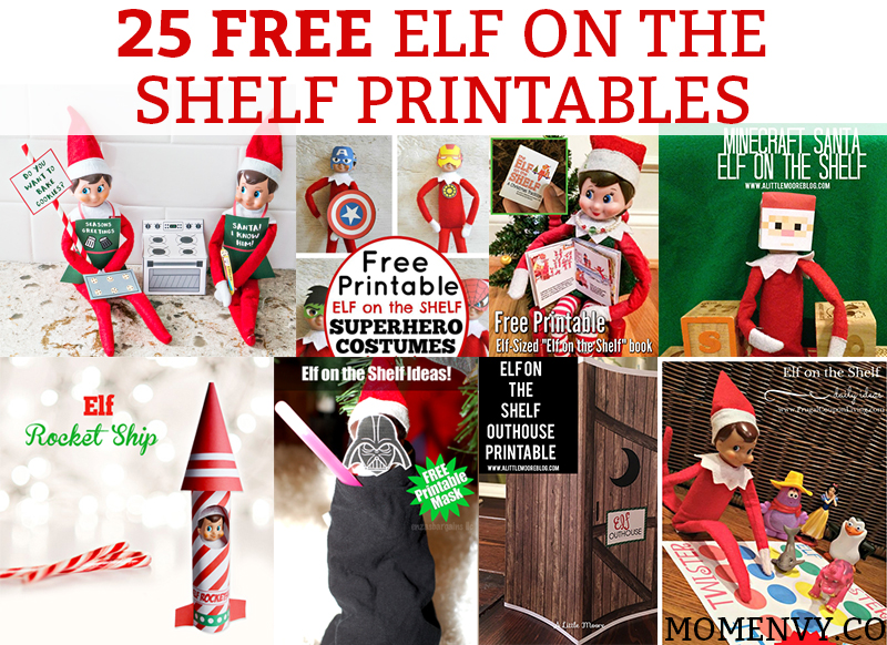 25 free elf on the shelf printables easy elf on the baby shower game ideas pinterest baby shower game ideas free