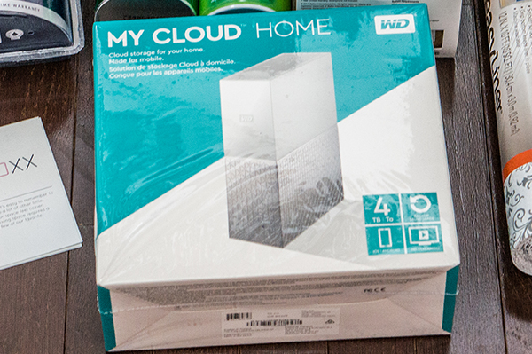 Practical Housewarming Gifts. This My Cloud Home is a great option for a house gift for a new homeowner or someone that has a lot of digital files they would want backed up.