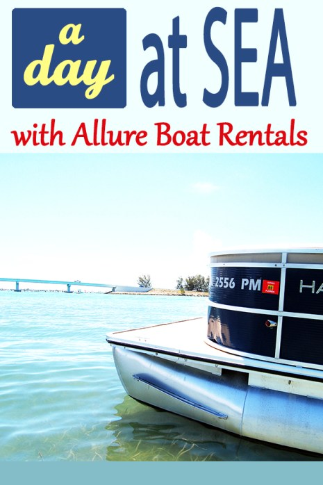 Allure Boat Rental