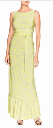 The Limited Maxi Jersey Dress - $59.00