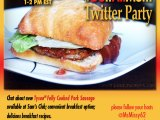 Tyson Fully Cooked Sausage #DoItAllMom Twitter Party