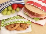 Lunchskins the Reusable Sandwich Bag