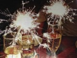 Add More Sparkle To Your Champagne For New Years Eve