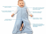 Halo Sleep Sack a Cozy Micro-Fleece Sack! #Giveaway #HALOSleepSack