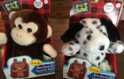 PetSac Review: The Furry Friend that Turns into a BackPack! @Pet_Sac