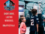 Pro Football Hall of Fame: Discount Code for MomFabFun Readers! #MyPFHOFVisit