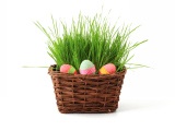Non-Candy Easter Basket Ideas!