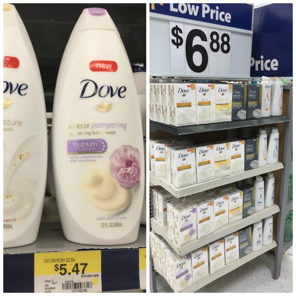Dove Sweet Cream and Peony 03