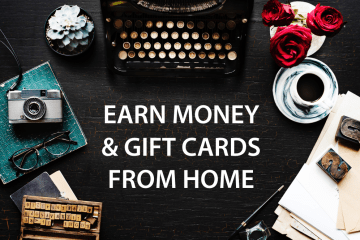 earn money from home work from home