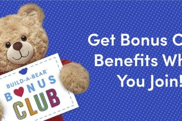 build a bear pay your age