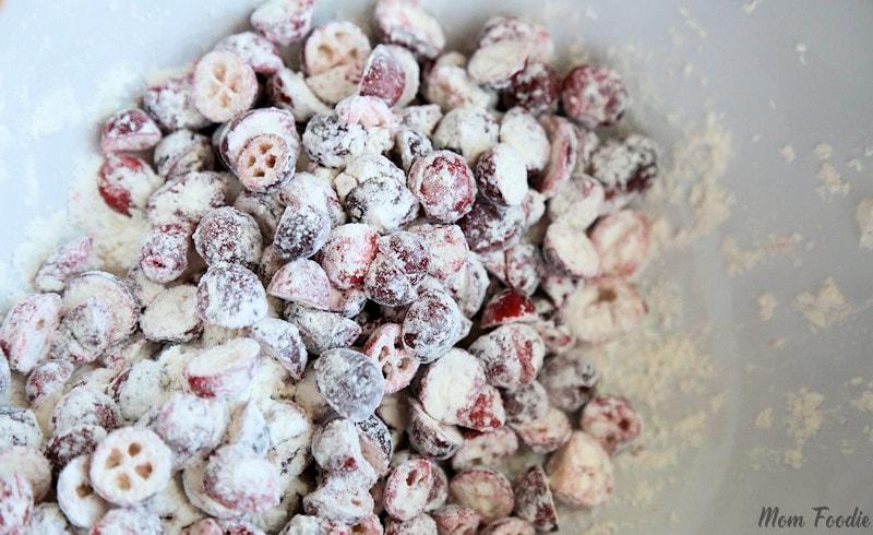 Fresh Cranberry Cake Recipe fresh cranberries