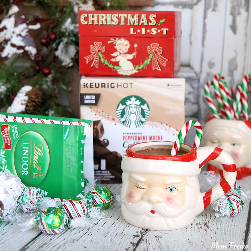 Holiday Coffee and Chocolate Pairing