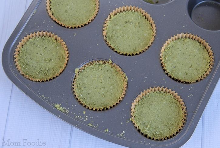 How to Make Green Tea Bath Bombs - recipe using matcha