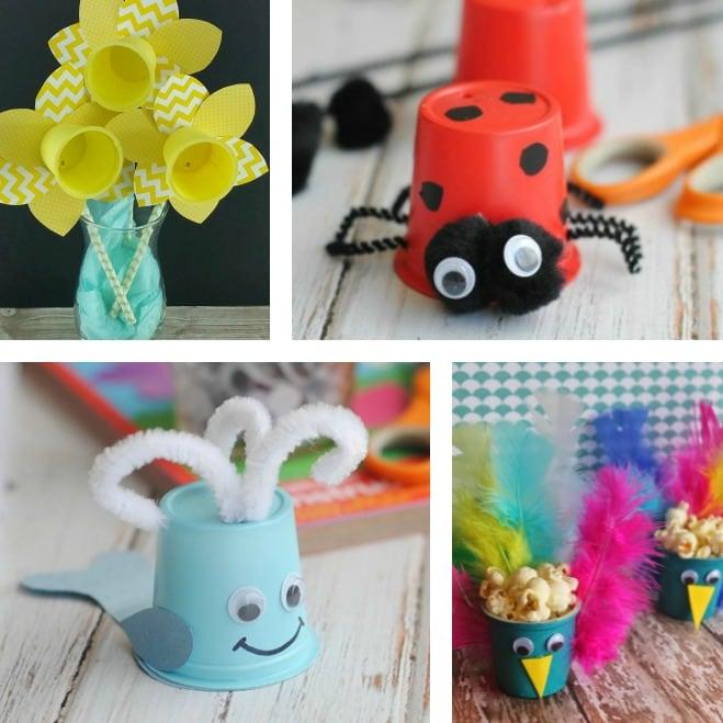 Recycle Keurig K Cups Kids Crafts