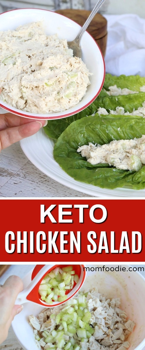 Keto Chicken Salad Recipe
