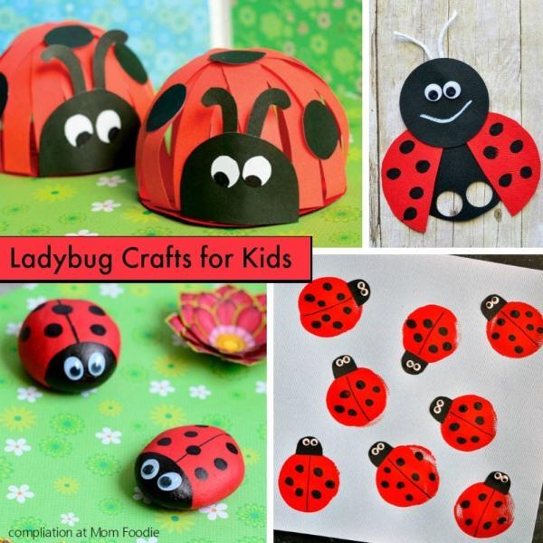Ladybug Crafts
