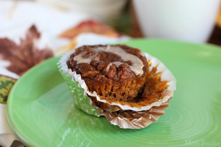 Pumpkin Carrot Muffin Recipe